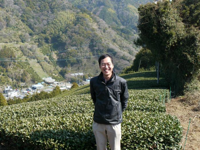 Grower, Mr. Matsukawa