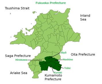 Yame_in_Fukuoka_Prefecture