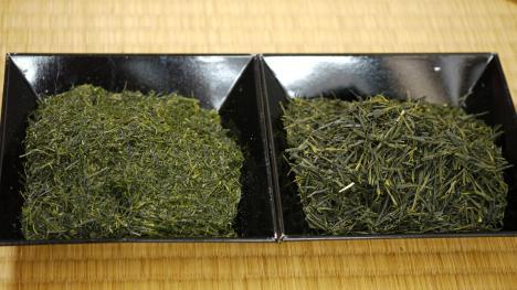 Fukamushi sencha   -   asamushi/futsumushi sencha