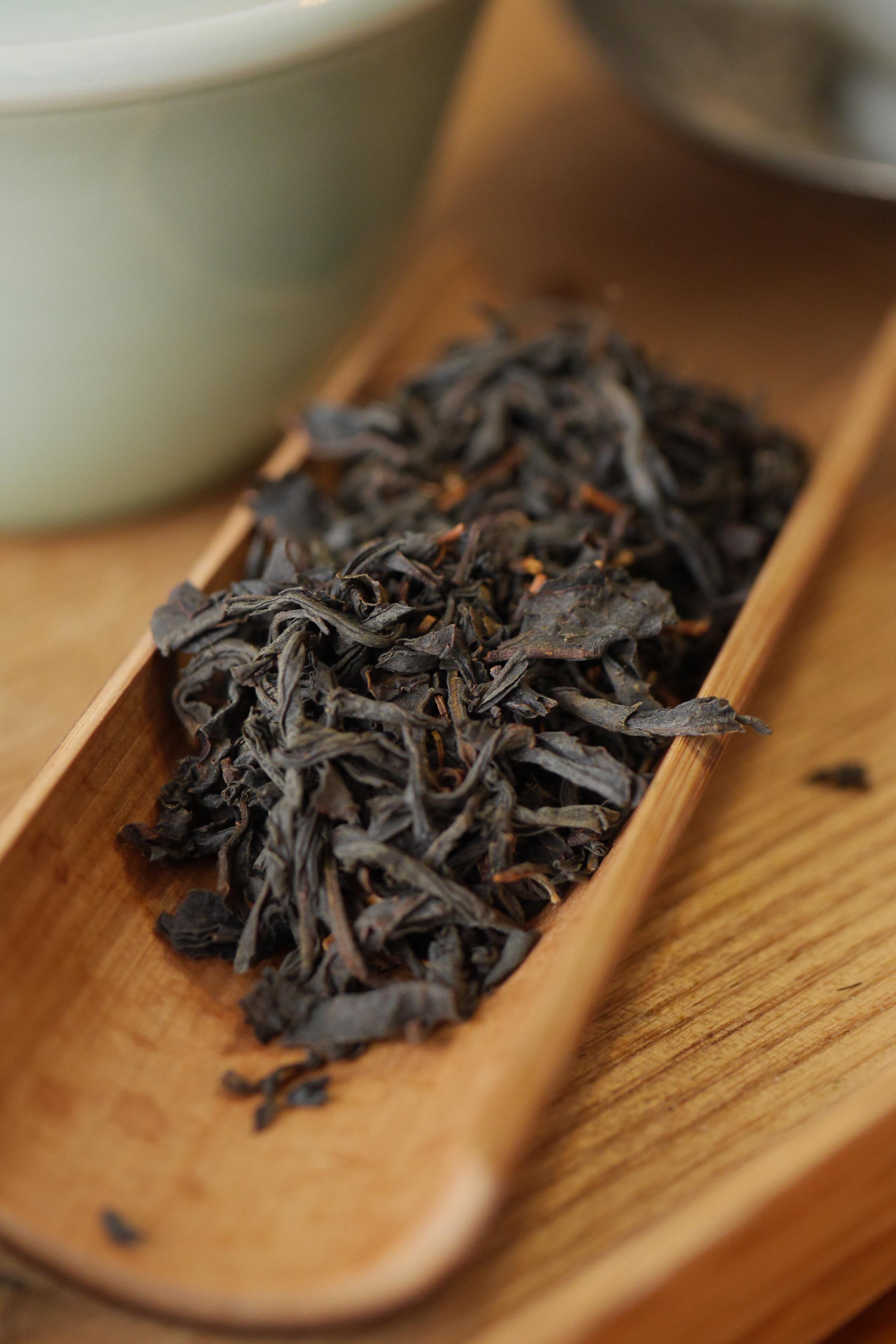 smoked black tea from shizuoka 2015 japanese tea sommelier