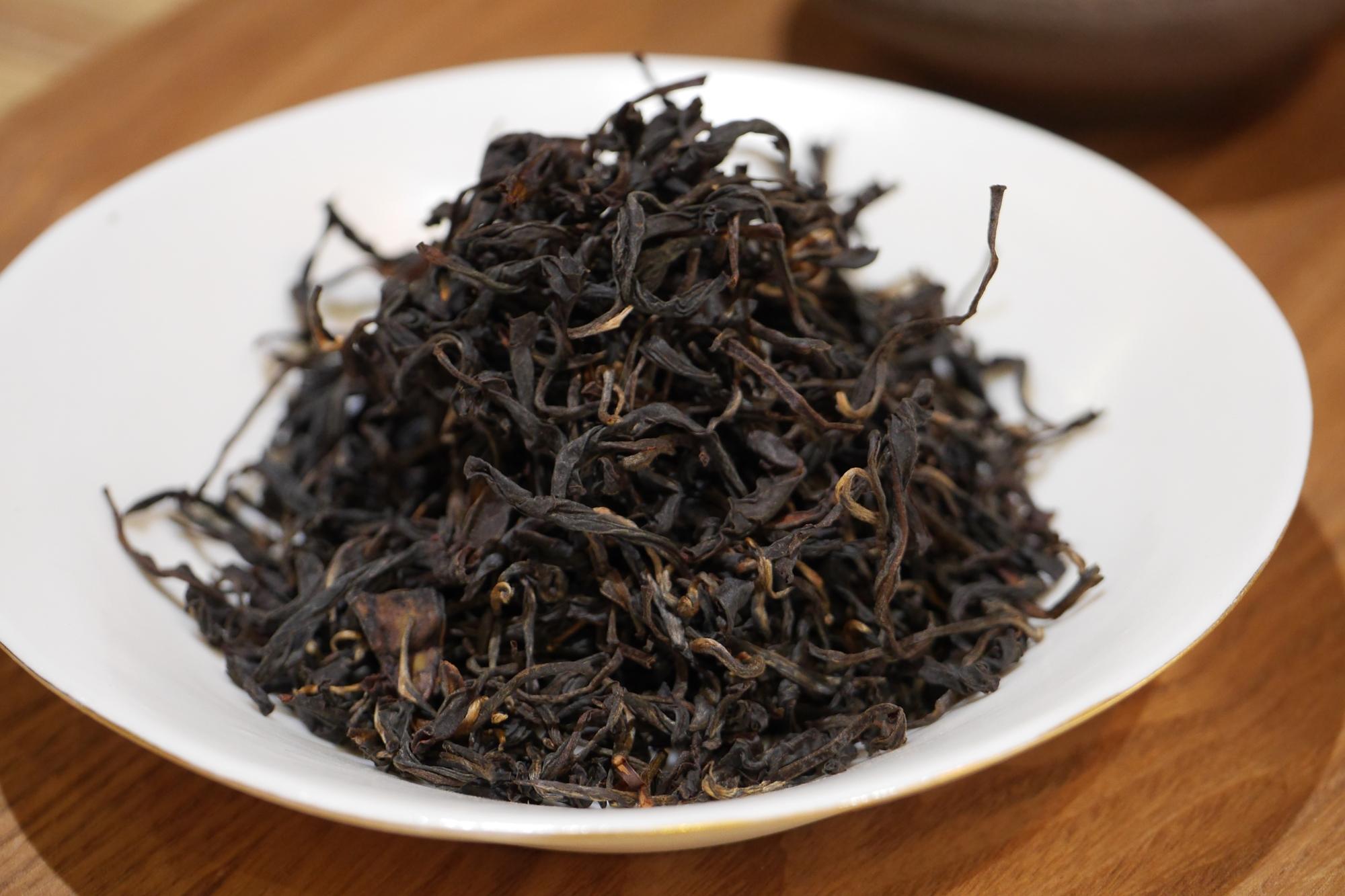 Black teas from Sashima, Izumi – Japanese Tea Sommelier